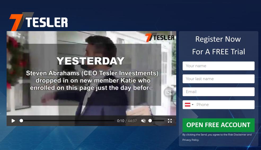 Tesler Fraud Campaign